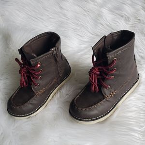 Boys Baby Gap Brown Boots